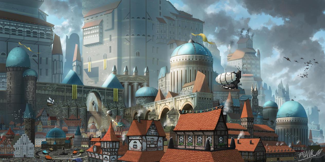 Valura's East End by FrankAtt
