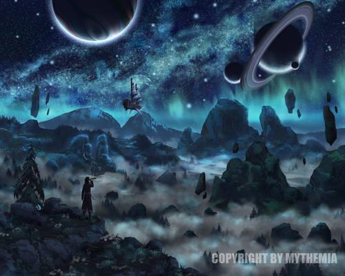 Mythemia -Firmament - Cover