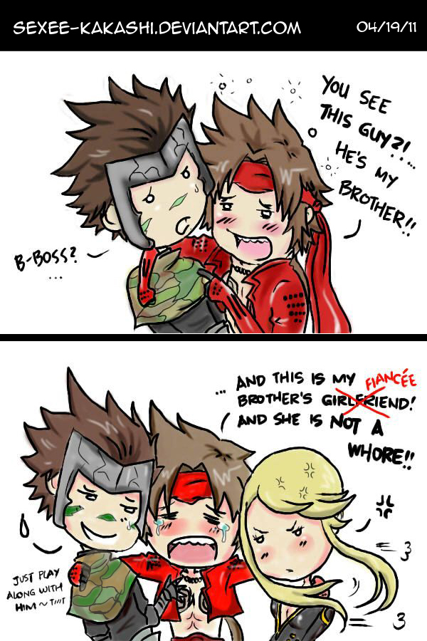 Kasuga is Not a Whore by sexee-kakashi