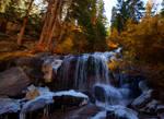Mount Whitney Portal Waterfall 2