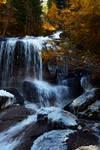 Mount Whitney Portal Waterfall 3