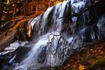 Mount Whitney Portal Waterfall 4