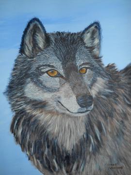 Tristan by Wolfyone