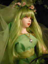 Mirianna Spring Fairy by Wolfyone