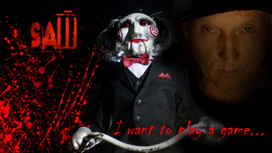 I Want To Play A Game Saw