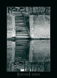 Mirrored stairs by CerebralCortex