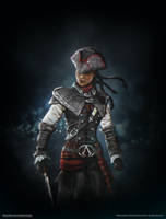 Aveline the Liberator by ersel54