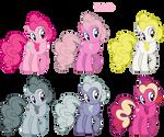 FiM skins: Pinkie Pie