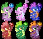 FiM skins: Spike