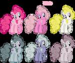 FiM skins: Pinkie Pie v2
