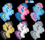 FiM skins: Rainbow Dash v3