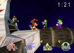Banjo in Smash 64-screenshot
