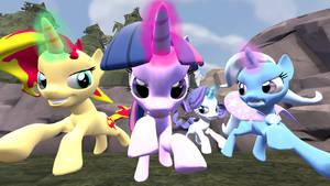 My Little Pony: Unicorn Rivals
