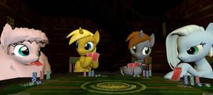 Pony Poker Night (remake)