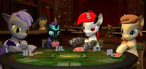Pony Poker Night 2