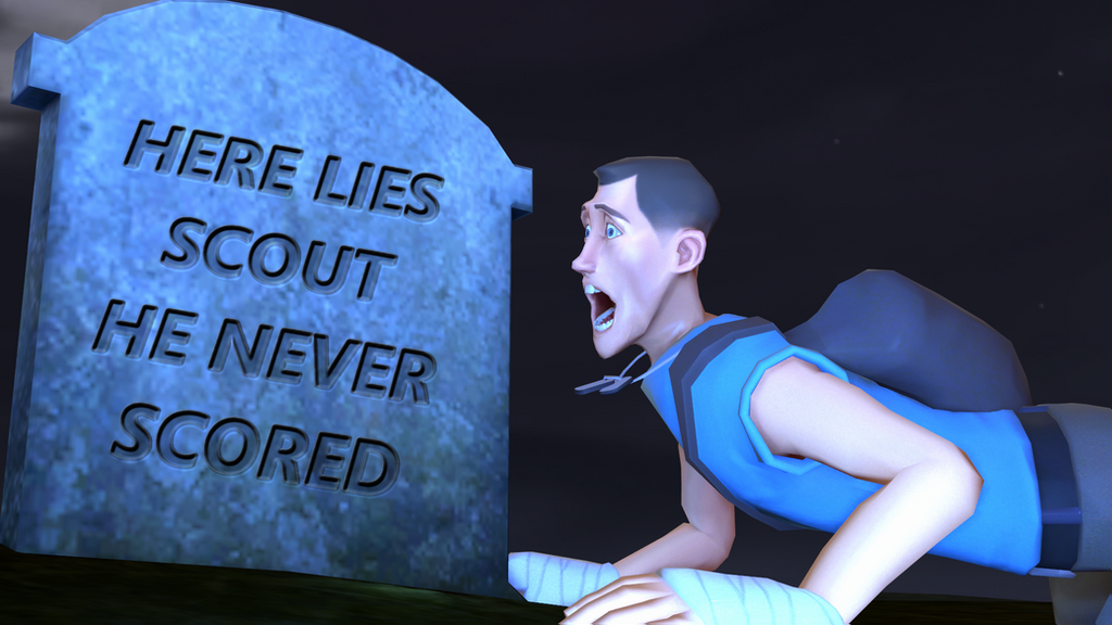 Here Lies Scout by Pika-Robo