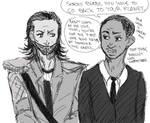MIB meets Loki