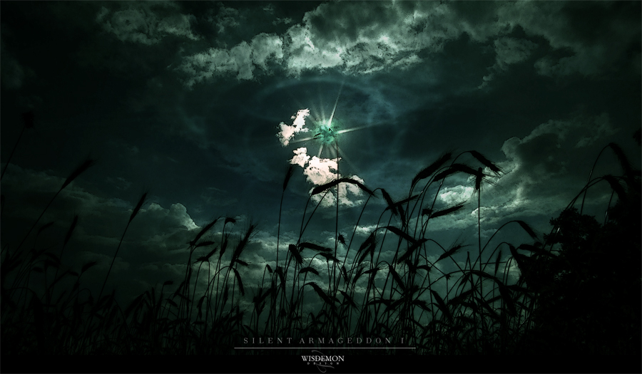 SILENT ARMAGEDDON I by wisdemon