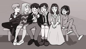 look at these late 60s cuties