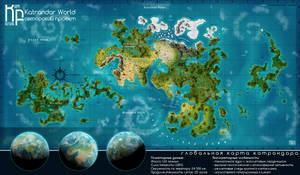Full Katrandar map