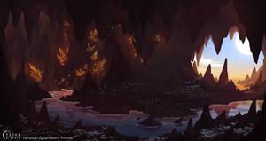 Dragon Cauldron caves