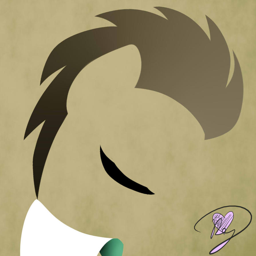 Minimalist Doctor Whooves by Because-Im-Pink