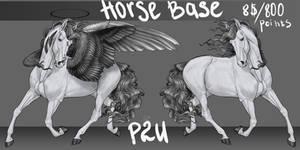 HORSE BASE OPEN P2U