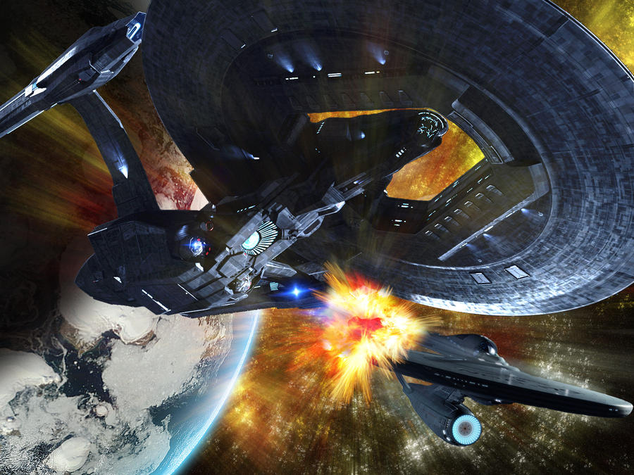 Uss Vengeance Wallpaper Vengeance by STLegacy ...
