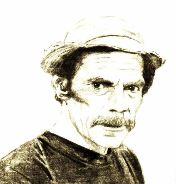 Don Ramon by saintaker