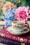 Tea Party Dreams by Elle-Everwood