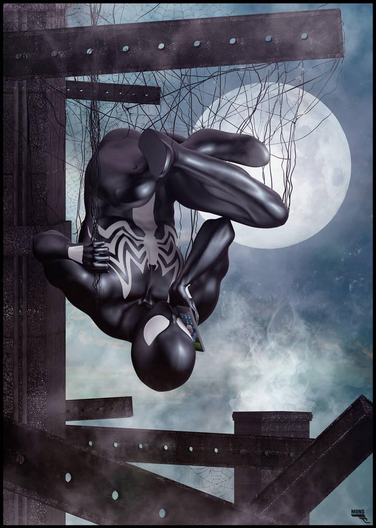 Black Spidey calling Black Cat.