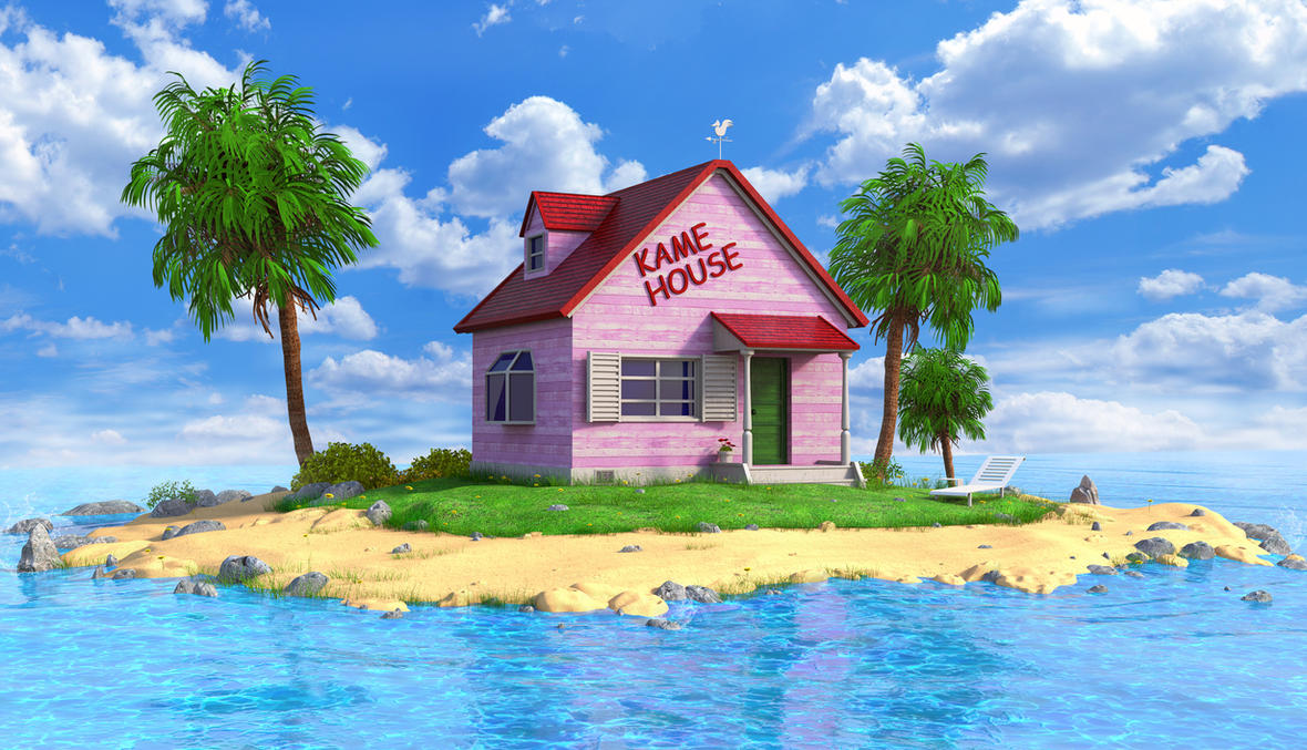 Kame House by MarcMons007