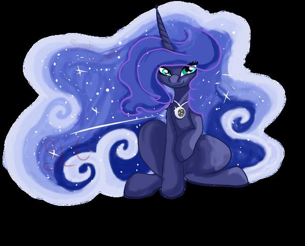 luna mlp by shadowwolffox