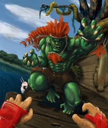 Blanka - Street Fighter