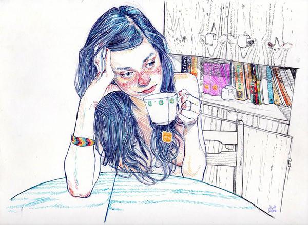 In a sentimental mood by JulianLandini