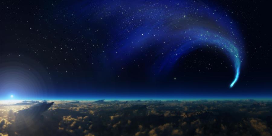 Blue Skies by G00dieGumdrops