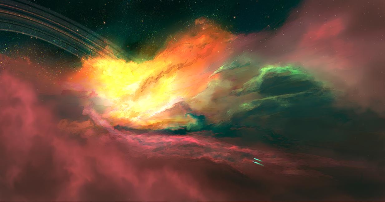 One Last Sunset, Somewhere by G00dieGumdrops
