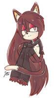 PC: Scarlet by Pandalana