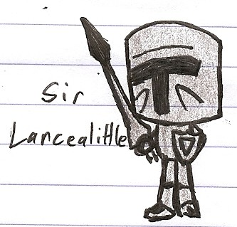 Sir Lancealittle by MrSpiffy71810