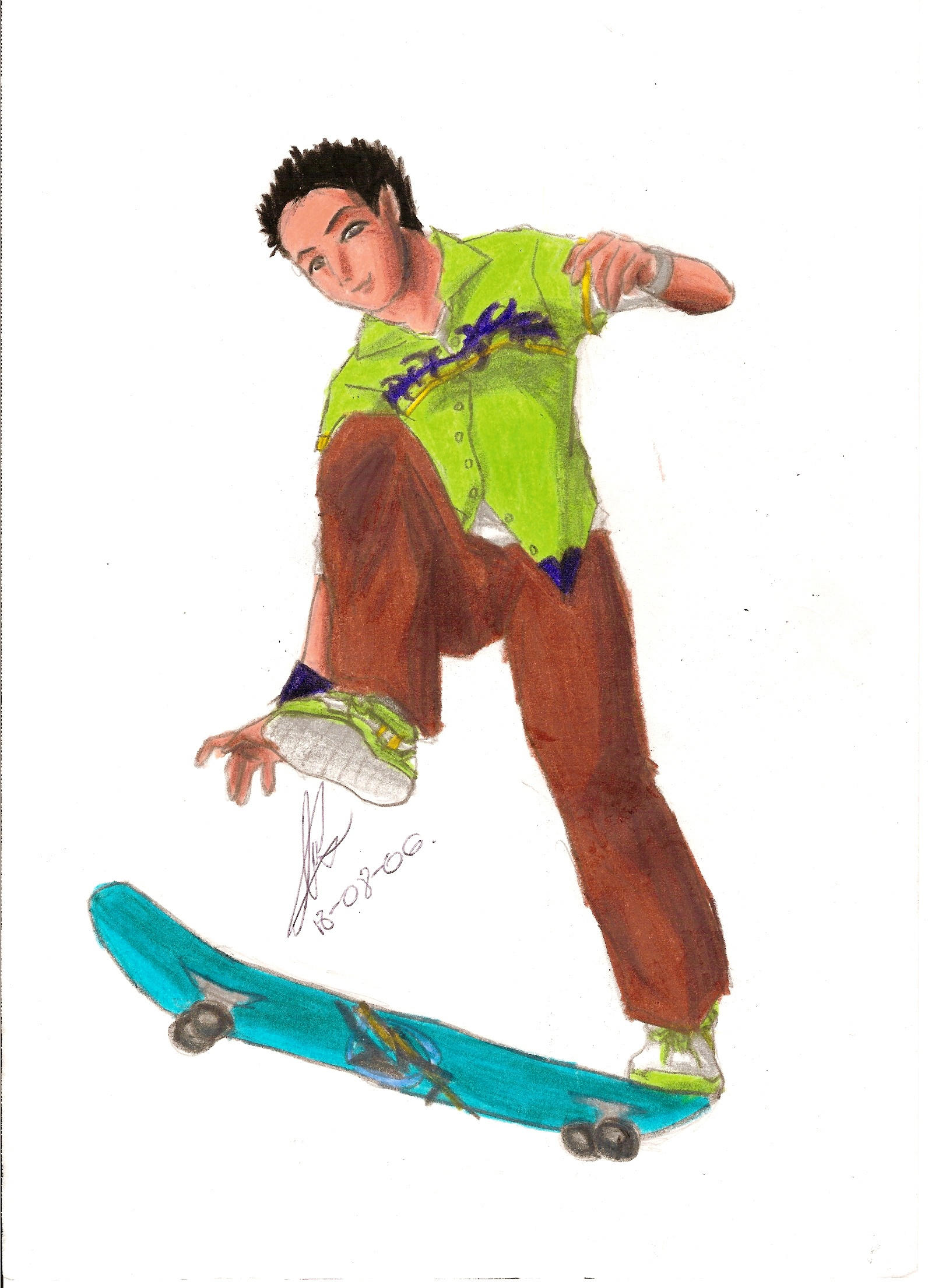 Skate_-_Japanese_-_Boy by yukax-poison