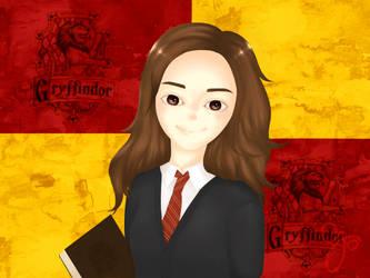 Hermione Granger by Tenten110