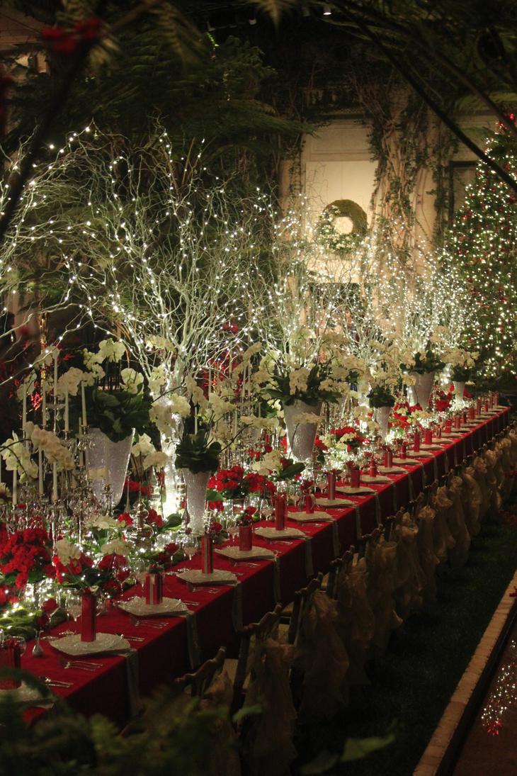 Christmas Banquet by CASPER1830 on DeviantArt