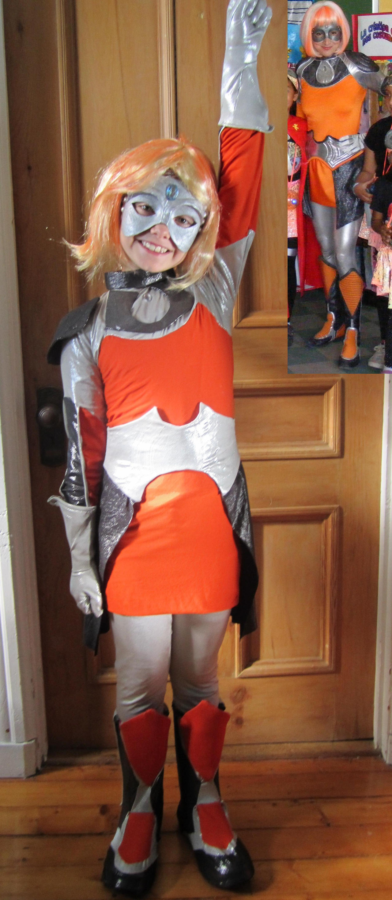 Titania From Kaboum Costume 2/2 by NiennaSurion