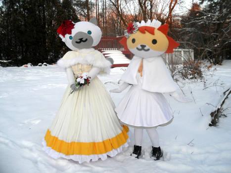 Holidays Neko Atsume