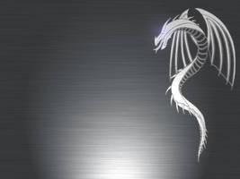 Dragon Wallpaper by malvs777