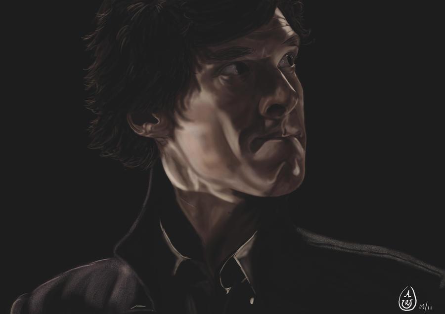 Sherlock's choice by Bilou020285