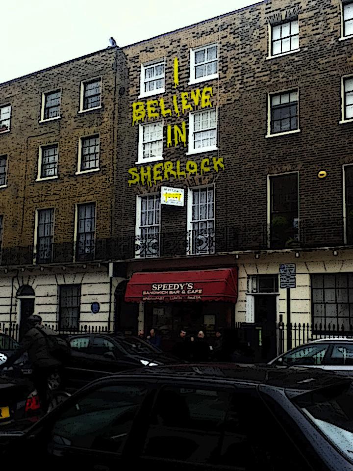 221B Baker Street | BBC Sherlock | Sherlockology