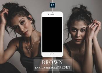 preset BROWN by stacytangerine