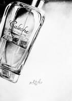 caleche pencil drawing by Belalkamel