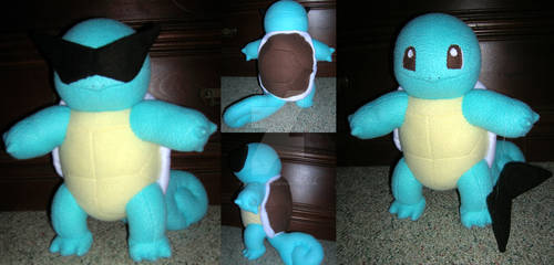 Squirtle Squad GO